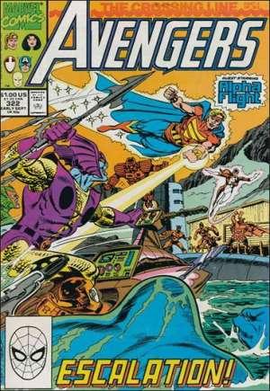 Avengers (1963-1996)#322B