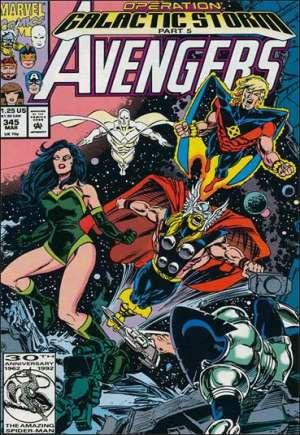 Avengers (1963-1996)#345B
