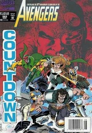 Avengers (1963-1996)#365A