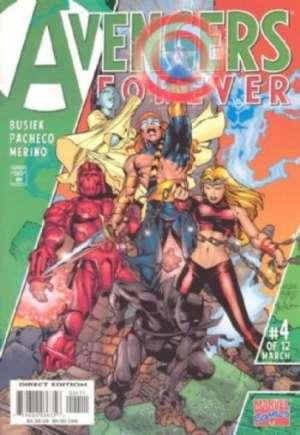 Avengers Forever (1998-2000)#4A