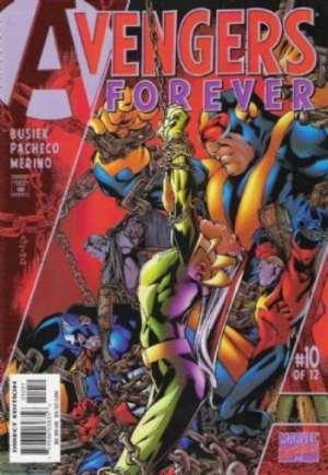 Avengers Forever (1998-2000)#10