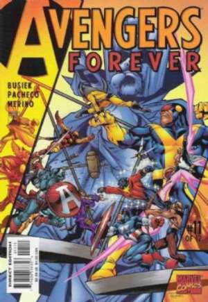 Avengers Forever (1998-2000)#11