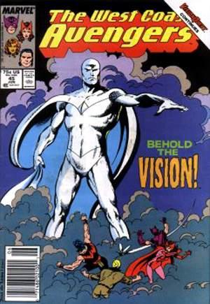 West Coast Avengers (1985-1989)#45A