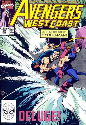Avengers West Coast (1989-1994)#59B