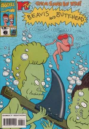 Beavis and Butt-Head (1994-1996)#6