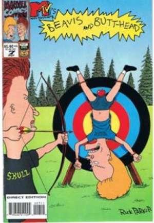 Beavis and Butt-Head (1994-1996)#7
