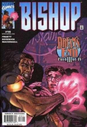 Bishop: The Last X-Man (1999-2001)#16