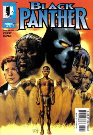 Black Panther (1998-2003)#5