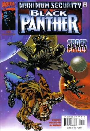 Black Panther (1998-2003)#25