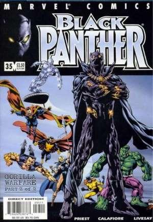 Black Panther (1998-2003)#35