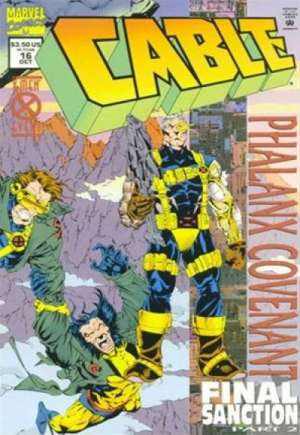 Cable (1993-2002) #16C