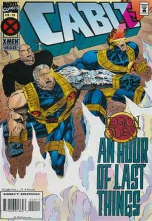Cable (1993-2002)#20C