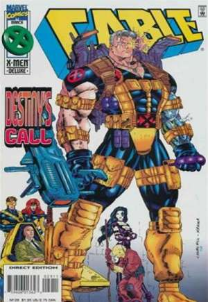 Cable (1993-2002)#29B