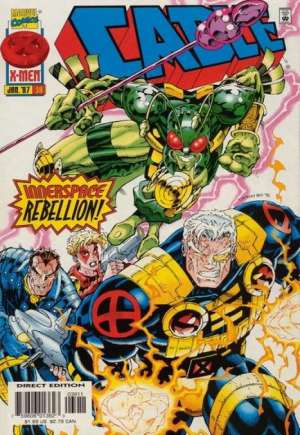 Cable (1993-2002)#39B