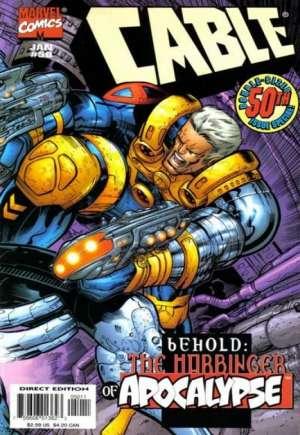 Cable (1993-2002)#50B