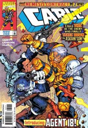 Cable (1993-2002)#60B