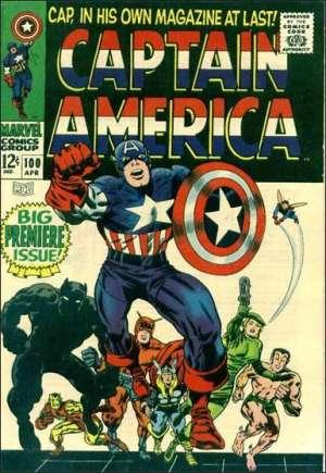 Captain America (1968-1996)#100