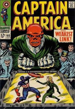 Captain America (1968-1996)#103