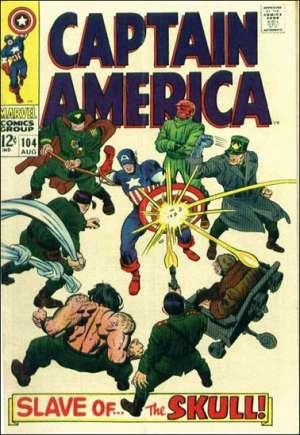 Captain America (1968-1996)#104