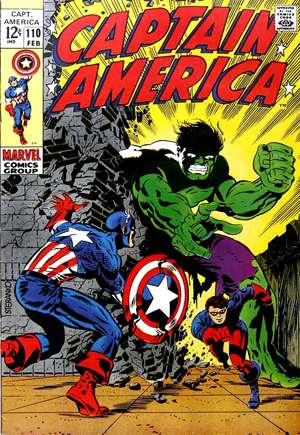 Captain America (1968-1996)#110