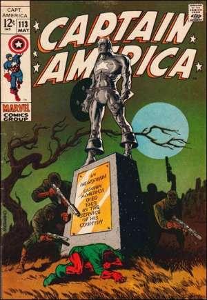 Captain America (1968-1996)#113A