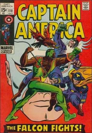 Captain America (1968-1996)#118