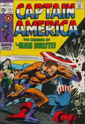 Captain America (1968-1996)#121