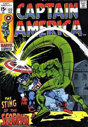 Captain America (1968-1996)#122
