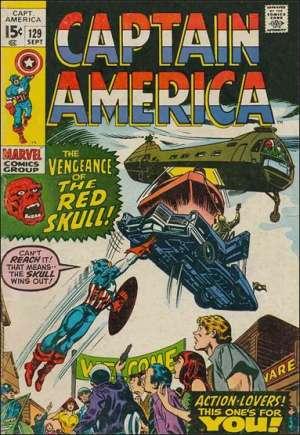 Captain America (1968-1996)#129