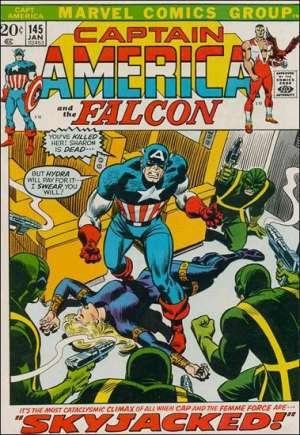 Captain America (1968-1996)#145