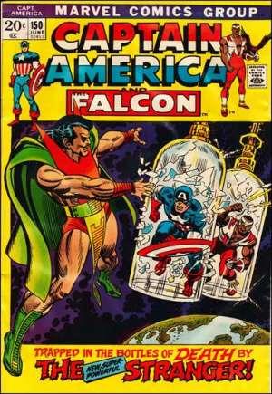 Captain America (1968-1996)#150