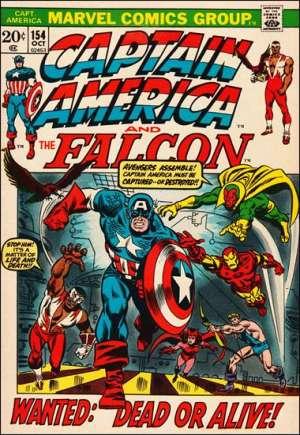 Captain America (1968-1996)#154