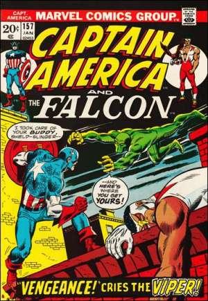 Captain America (1968-1996)#157