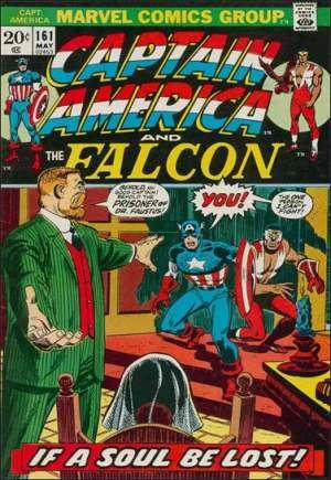 Captain America (1968-1996)#161