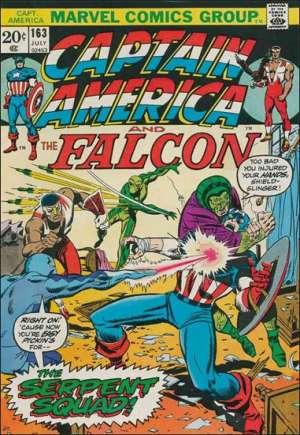 Captain America (1968-1996)#163