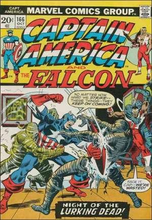 Captain America (1968-1996)#166A
