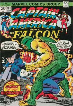 Captain America (1968-1996)#188