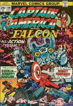 Captain America (1968-1996)#190