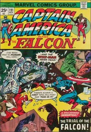 Captain America (1968-1996)#191