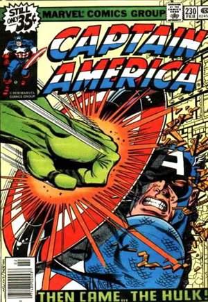 Captain America (1968-1996)#230A