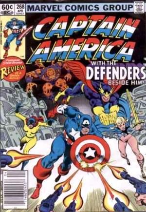Captain America (1968-1996)#268A