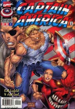 Captain America (1996-1997)#2B