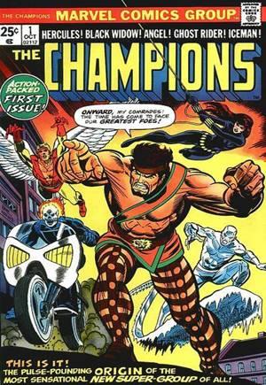 Champions (1975-1978)#1A