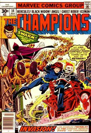 Champions (1975-1978)#14A