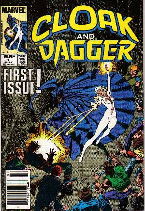 Cloak and Dagger (1985-1987) #1A