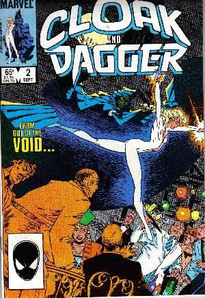 Cloak and Dagger (1985-1987)#2B
