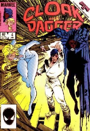 Cloak and Dagger (1985-1987)#4B