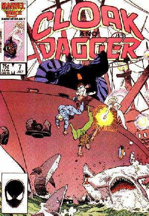 Cloak and Dagger (1985-1987) #7B