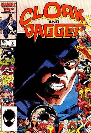 Cloak and Dagger (1985-1987)#9B