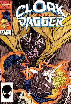 Cloak and Dagger (1985-1987)#10B